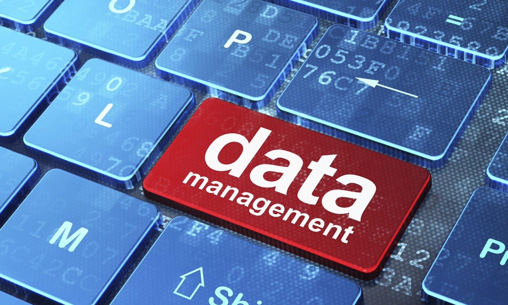 Data Management 2019